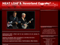 Détails : MEAT LOAF & Neverland Express